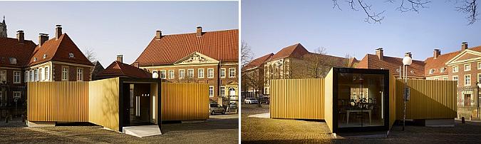 aula abierta de orfebrería - the golden pavilion