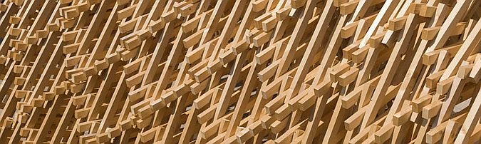 bóveda sequenciada - the sequential structure, pavilion