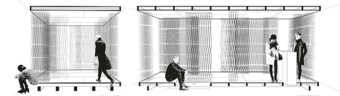 """Thicket Pavilion by """"Barkow Leibinger"""" 02"""