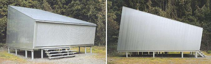arquitectura y aluminio - aluminium cottage