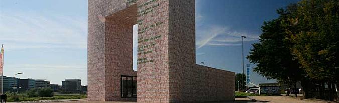 mirando al futuro - amersfoort 750, pavilion