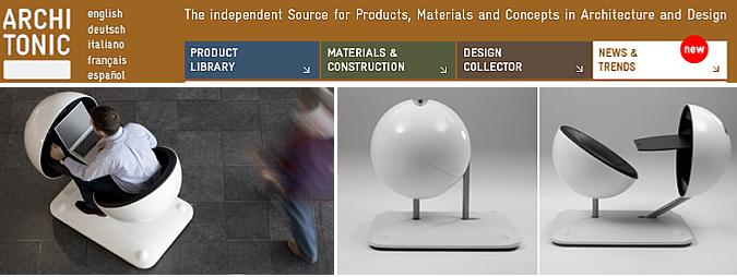 architonic.com - productos, materiales y conceptos para la arquitectura y el diseño