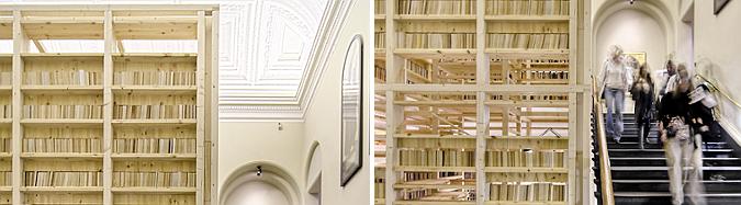 torre de libros - ark: tower of books