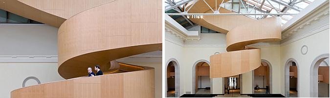 curvas sinuosas - art gallery of ontario