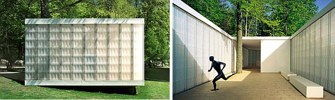 blanco translucido - artplace pavilion