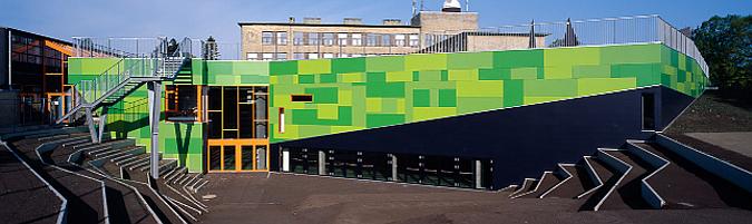 Adam Mørk - fotografías de arquitectura