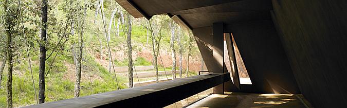 arquitecturas subterráneas -