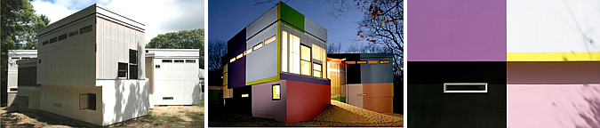 arquitectura y color – bioscleave house