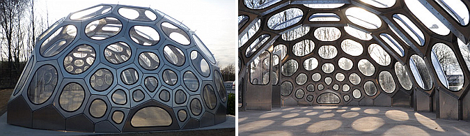 invernadero celular - bristol, greenhouse