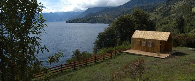 F3 Arquitectos – Capilla en el Lago Rupanco, Chile