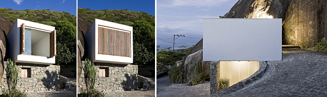 casa caja - box house