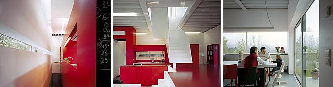 Judit bellostes casa cubo cort n dejardin house for Estudios de arquitectura la plata