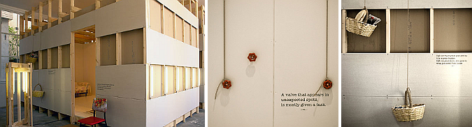 como en casa  - come to my place, exhibition