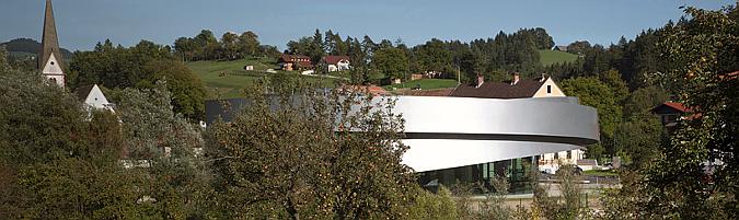cultural center of european space technologies 01