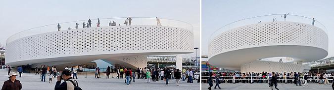 a propósito de copenhague - danish pavilion, shanghai expo 2010