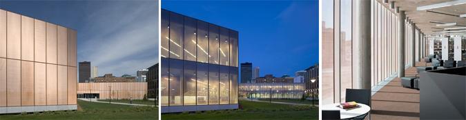 Arquitectura y deployé - La biblioteca publica de Des Moines