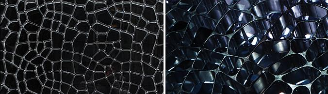piel de policarbonato - diamond, power station