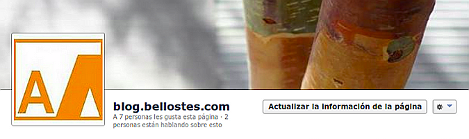novedades del blog - ahora también en facebook