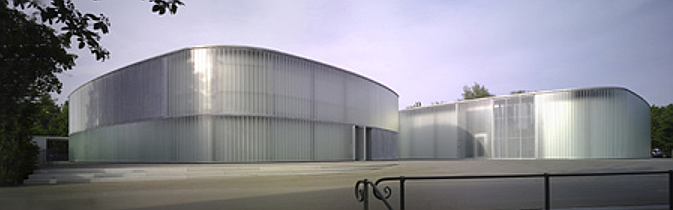 dos guijarros de cristal - art center in Waiblingen