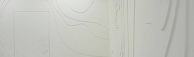 topografías en blanco - garden office