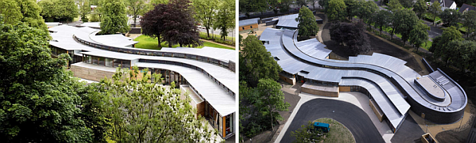 curvas para la orientación - hazelwood, special school