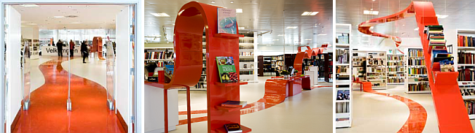 apta para todos los públicos - hjørring library