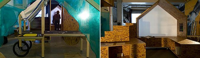 hogar dulce hogar - home from home, installation
