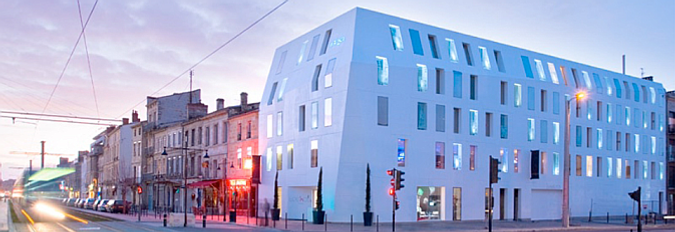 Judit bellostes etiqueta hoteles p gina 5 estudio de arquitectura - Hotel seekoo bordeaux ...