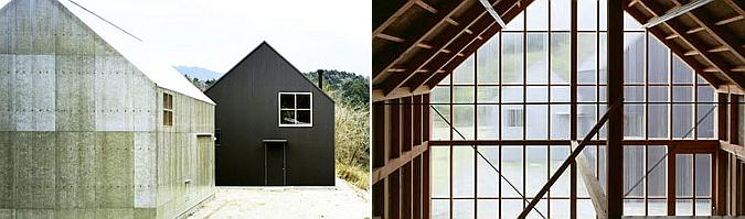 casa y taller - house in hieidaira, artist residence
