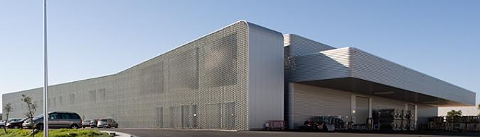 pliegues de metal - inapal metal, industrial unit
