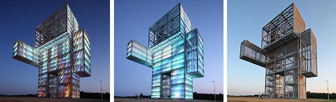 el coloso de inden - indemann, watch tower and landmark