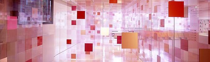 caleidoscopio de colores - kaleidoscope exhibition