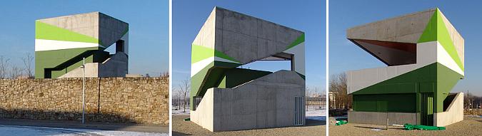 con vistas al parque - kirchberg kiosk