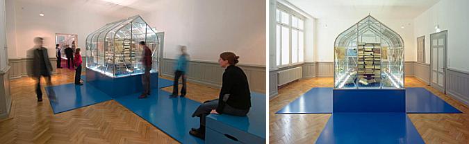 capturando la história - kloster wedinghausen, exhibition