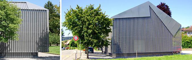 pliegues de metal - kunst depot (gallerie Henze & Ketterer)
