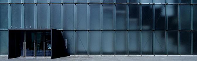 piel de vidrio - kunsthaus bregenz