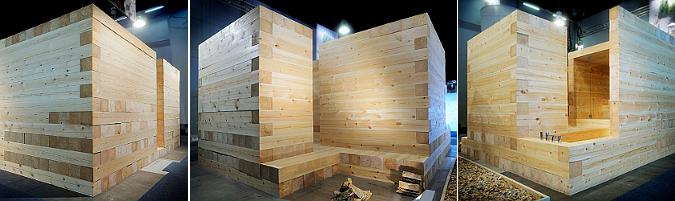 sauna modular - kuly sauna