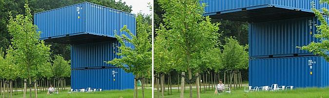 las arquitecturas del container VII