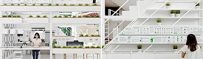 living in the city, housing prototype 01
