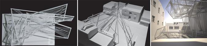 Judit bellostes materials aplications acciones de for Construcciones efimeras