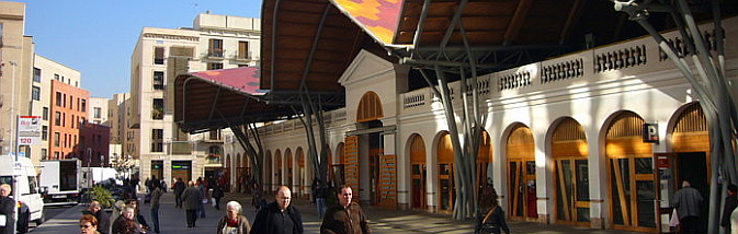fragmentos urbanos - santa caterina market renovation