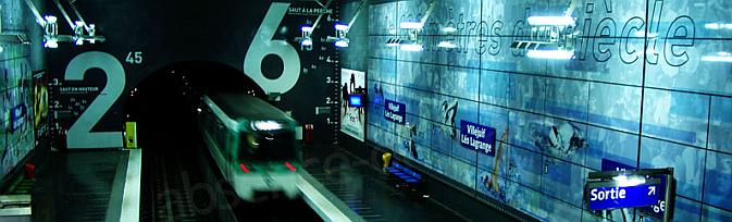 estación estadio - sport, metro station