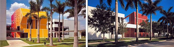 arquitectura y cerámica - Miami school of architecture