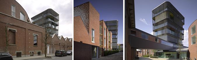 el nuevo tejido cultural de Enschede - museum Twentse Welle