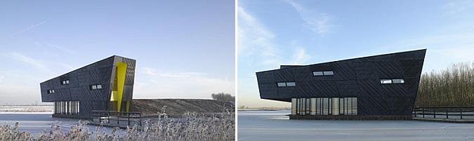 centro de la naturaleza - oostvaarders, nature center