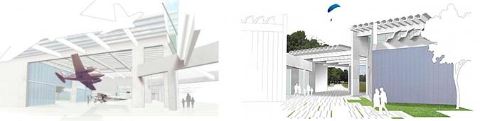 Carme Pinós - Arquitectura, transporte y movimiento