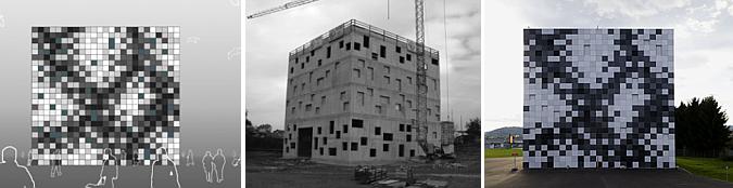 abstracto por fuera - prisma engineering headquarter