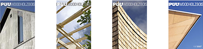 Puuinfo Oy - arquitectura y madera