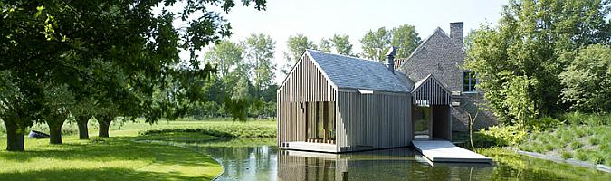 refuge, garden pavilion