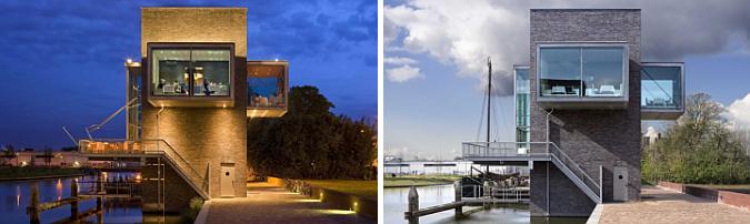 torre, mirador y restaurante - restaurant divinatio